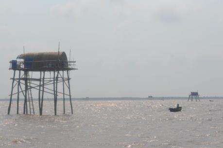Chấn chỉnh việc lấn chiếm vùng bãi triều ven biển Thái Bình