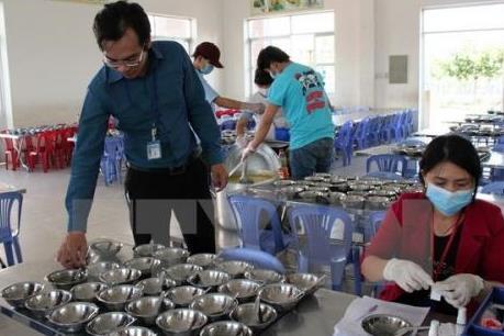 Nguy cơ gia tăng ngộ độc thực phẩm trong trường học