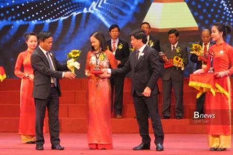 77 doanh nghiệp được trao Giải thưởng Chất lượng Quốc gia