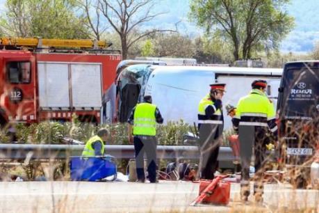 Tai nạn xe buýt tại Ấn Độ làm hơn 10 người thiệt mạng
