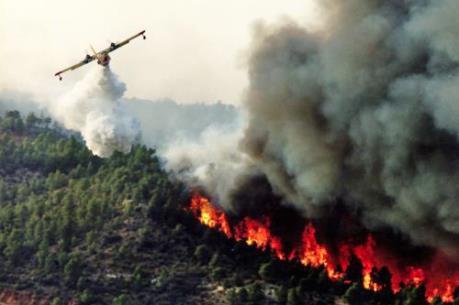 Canada: Cháy rừng lan chậm lại