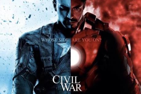 """Top 10 phim ăn khách: """"Nội chiến siêu anh hùng"""" đổ bộ ngoạn mục"""