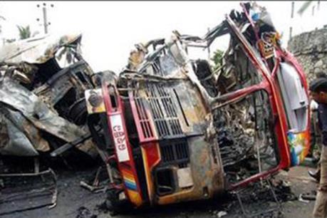 Ấn Độ: Tai nạn xe buýt làm gần 40 người thương vong