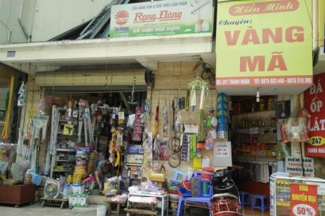 Hà Nội: Báo động nhà siêu mỏng siêu méo trên phố Thanh Nhàn