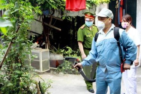 Bình Dương khoanh vùng giám sát nơi phát hiện bệnh nhân nhiễm virus Zika
