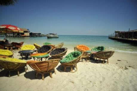Tour bay thẳng đến Sihanoukville (Campuchia) được khởi hành giữa tháng 6