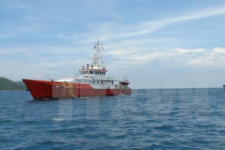 Hải Phòng: Cứu nạn kịp thời 8 thuyền viên cùng tàu hàng hơn 1000 tấn