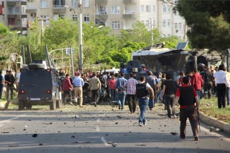 Thổ Nhĩ Kỳ: Đánh bom khiến 45 người thương vong
