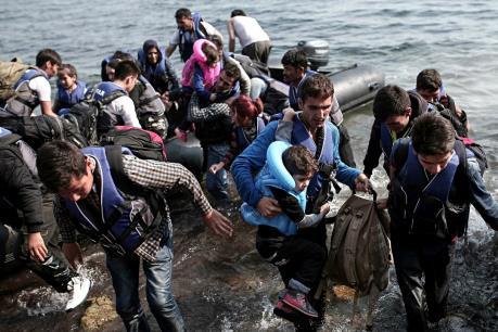 Bỉ sẽ tiếp nhận những người tị nạn Syria đầu tiên đến từ Hy Lạp