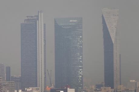 Mexico công bố các biện pháp chống ô nhiễm không khí