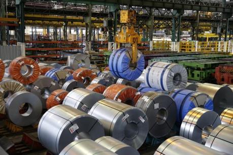 Xuất khẩu thép của Ấn Độ giảm trong tháng Tư