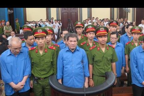 Xét xử phúc thẩm đại án Dương Thanh Cường và đồng phạm: Tòa tuyên y án sơ thẩm