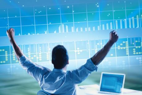 Chứng khoán chiều 11/5: Cổ phiếu lớn tăng điểm, VN-Index vượt mốc 610 điểm