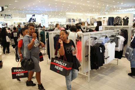 Kinh tế Nam Phi để mất vị trí thứ hai châu lục