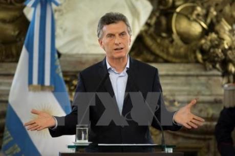 """Vụ """"Hồ sơ Panama"""": Tổng thống Argentina tiếp tục bị điều tra"""