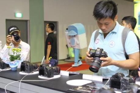 Canon ra mắt hàng loạt siêu phẩm mới nhất tại Việt Nam