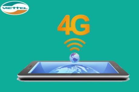 Viettel đã sẵn sàng cung cấp dịch vụ 4G