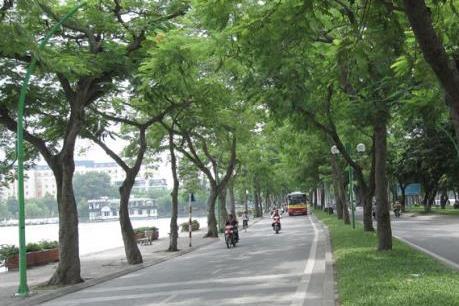 Sắp có cầu vượt tại nút giao giữa đường An Dương-Thanh Niên