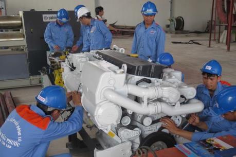 Khánh thành nhà máy đóng tàu vỏ thép đầu tiên tại Quảng Nam