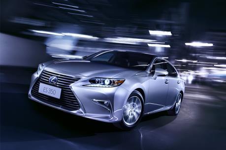 Toyota Việt Nam triệu hồi xe Lexus thay thế bộ chấp hành phanh