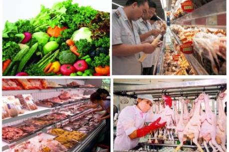 Chia sẻ kinh nghiệm và điều phối an toàn thực phẩm