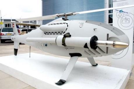 Nga phát triển máy bay không người lái chở khách