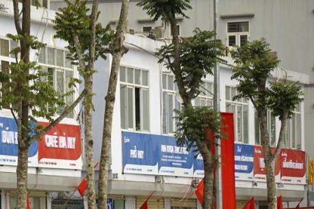 Đồng bộ biển quảng cáo đường Lê Trọng Tấn: Chỉ đạo mới của Thành phố