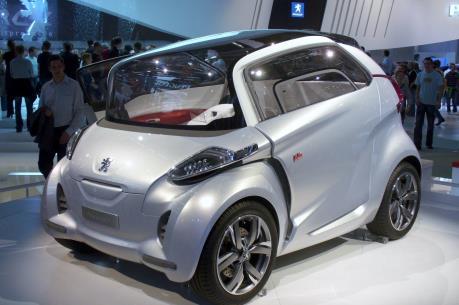 Peugeot hợp tác với Dongfeng để sản xuất ô tô điện