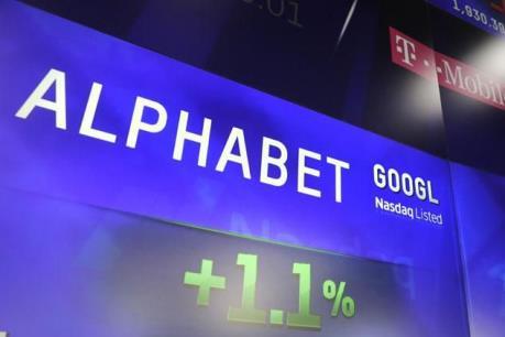 Alphabet giành lại ngôi vương từ tay Apple
