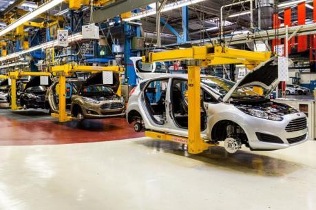 Xuất khẩu ô tô Mexico giảm mạnh trong tháng 4