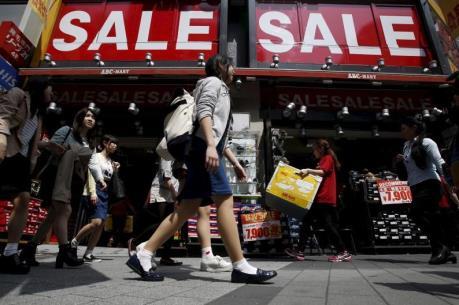 """Nhật Bản: """"Thể trạng"""" tài chính vẫn kém"""