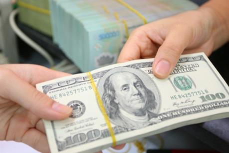 Tỷ giá trung tâm ngày 16/5 tăng 12 đồng