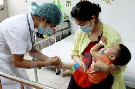 Số ca mắc bệnh tay chân miệng có xu hướng gia tăng ở Hà Nội