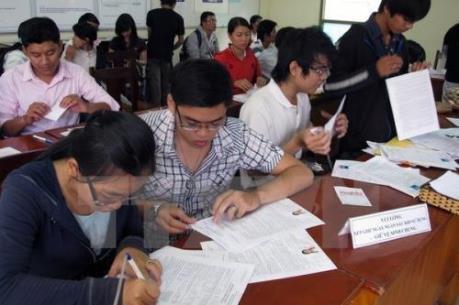 Hơn 1.250 bài thi Trung học phổ thông quốc gia được chấm lại