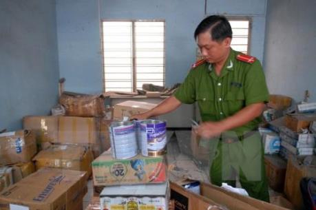 Phạt nặng đối tượng buôn lậu sữa Ensure