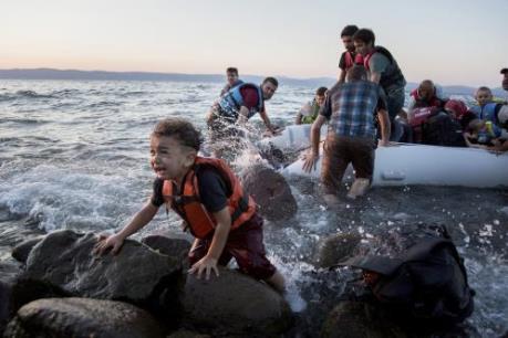 """LHQ chỉ trích EU """"thiếu tầm nhìn"""" về khủng hoảng di cư"""