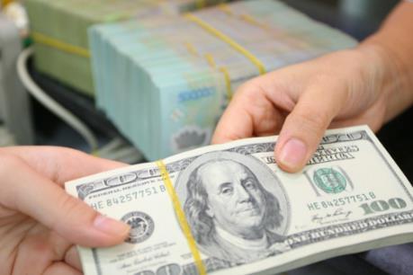 Tỷ giá trung tâm ngày 17 tăng 3 đồng