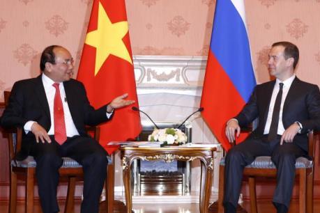 Nga mong muốn hợp tác nông nghiệp với Việt Nam