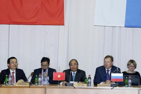 Hợp tác dầu khí Việt - Nga được đặc biệt coi trọng