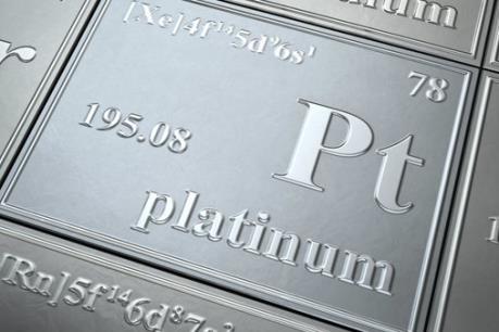 Giá bạch kim và palađi khó có thể trở lại mức cao hồi năm 2014