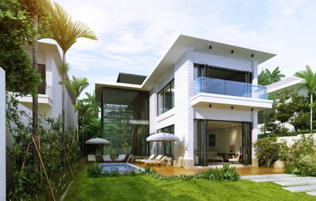 Mở bán biệt thự 6 sao Vinpearl Luxury Villas
