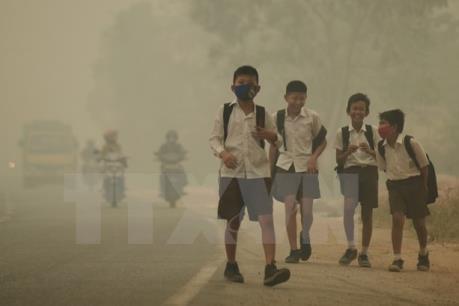 Indonesia: Báo động ô nhiễm không khí