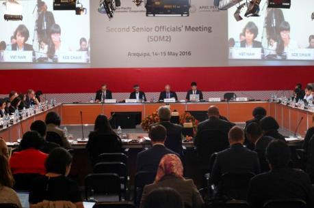 APEC tập trung chuẩn bị thành lập FTA của khu vực