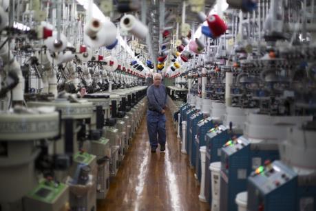 Mỹ: CPI và sản lượng công nghiệp đều tăng