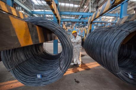 Mỹ thông báo thuế chống bán phá giá đối với thép Trung Quốc