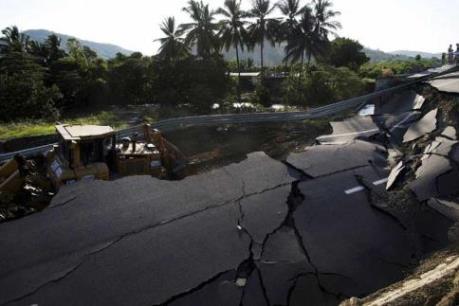 Ecuador rung chuyển bởi động đất 7,2 độ Richter