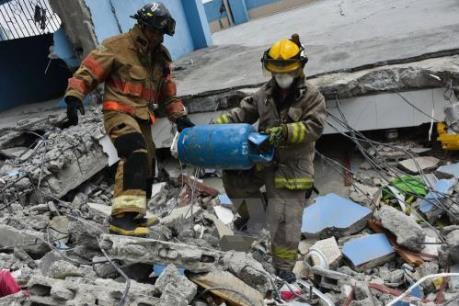 Tin mới nhất về hai trận động đất ở Ecuador