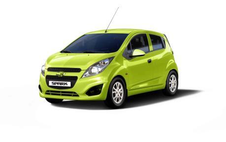 Spark Van phiên bản mới có giá gần 280 triệu đồng