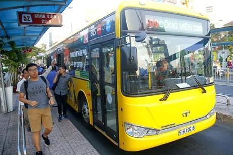 """Tp. Hồ Chí Minh có thêm tuyến xe buýt """"5 sao"""""""
