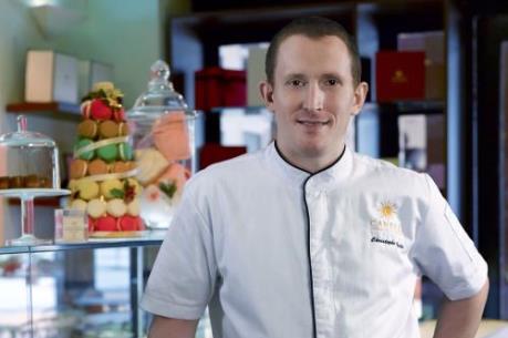 Đầu bếp số 1 của Pháp tới Việt Nam dạy làm bánh